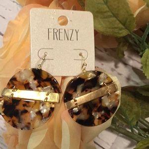 Frenzy Jewelry - NEW Acrylic Earrings.